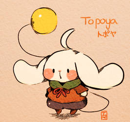 Topoya by Teatime-Rabbit