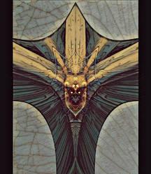 bird of prey by metalflame13