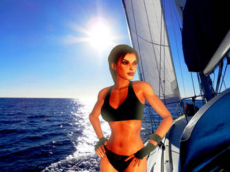 Lara's Sailing Adventures by svelimirovic96