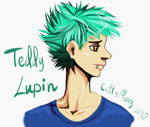 Teddy Lupin by CattyMary