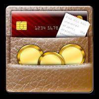 Wallet icon-3 by Sergey-Alekseev