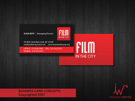 Business Cards by JWDesignCenter