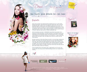 Dutch singer Dewi 2 by D72