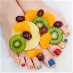 Fruity Feet by MTL3