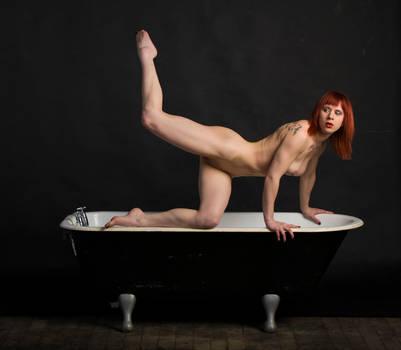 Girl On Bath by MTL3