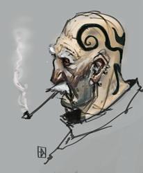 Stoner Druid by Suira