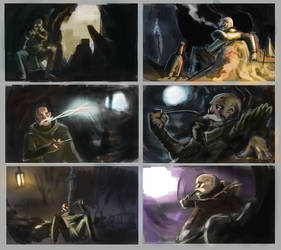 Druid Thumbnails by Suira