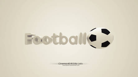 Football 1 by jafooo