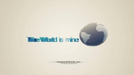 World is mine by jafooo