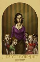 Brigid Tenenbaum by LenkaSimeckova