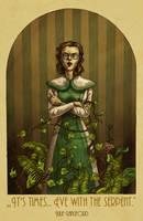 Julie Langford by LenkaSimeckova