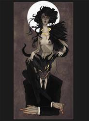 Devil's Ride by LenkaSimeckova