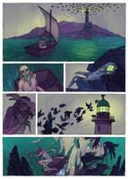 Styx - page by LenkaSimeckova