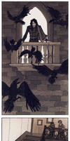The Ouroboros Cycle Illustrations by LenkaSimeckova