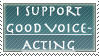 Voice Actor Stamp by Vanhelsing1117