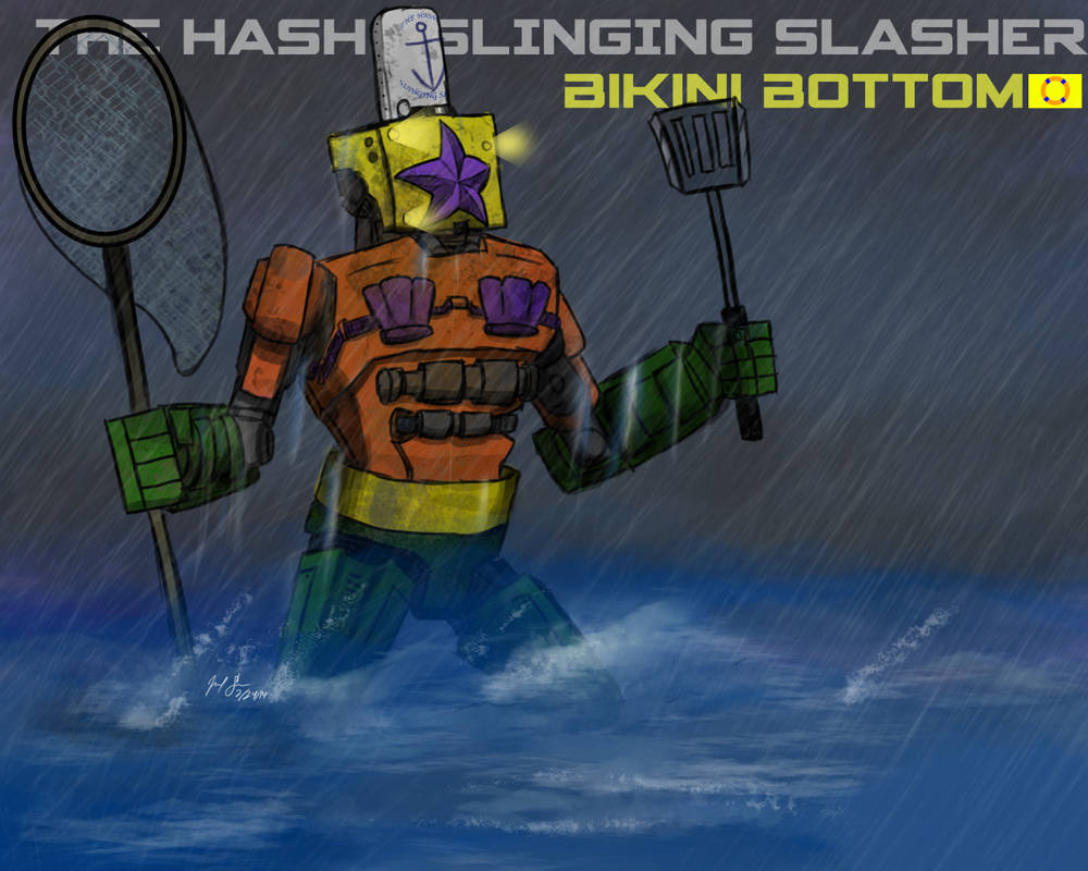 The Hash Slinging Slasher by cat-gray-and-me78
