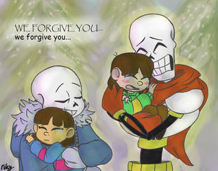 We Forgive You by BroGirl62