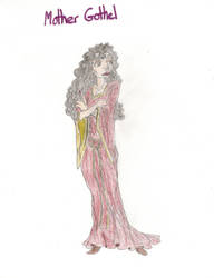 Mother Gothel by Namine24