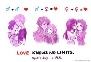 .:.:Spirit Day:.:. (2012) by Akira035
