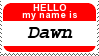 Dawn Stamp by calamity-casey
