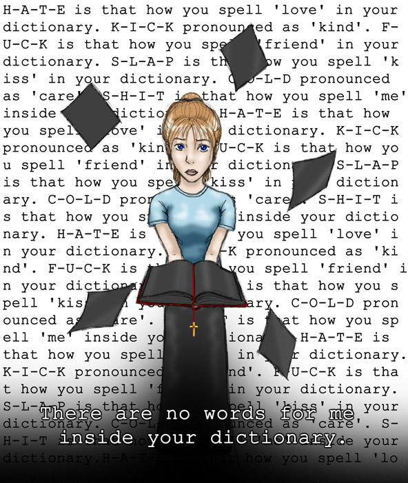 In Your Dictionary by CatNior
