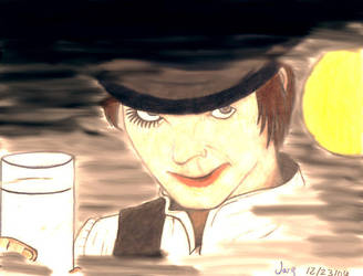 A Clockwork Orange by Perfectly-Obscure
