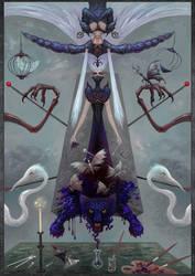 Ritual of the Merging by KseniyaLvova