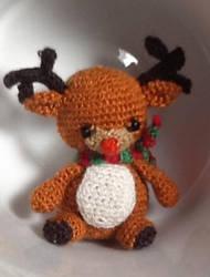Reindeer by BegetBaubbles