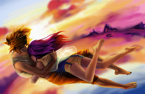 Fall with Me by Kafai