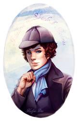 I believe in Sherlock Holmes by Kafai
