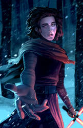 I could teach you the ways of the Force by Kafai