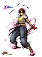 Sakura reDesign by kasai