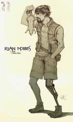 Commissh - Ryan Morris by kasai