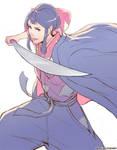 Commission - Lady Eboshi by kasai