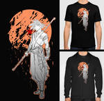 Goku Redes shirts by kasai