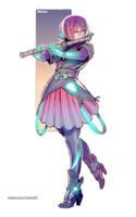 Commission - Shin-So-ri by kasai