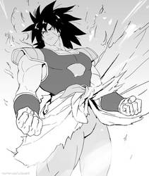 Broly by kasai