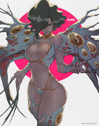 Commission - Ferakia by kasai
