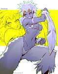 Commission - Shoukouga by kasai
