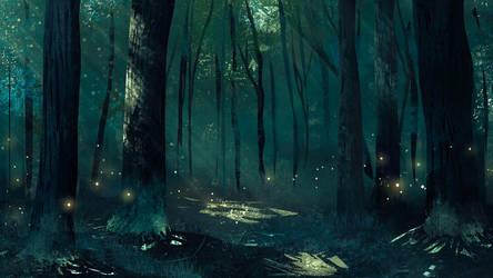 Firefly by Mosytin