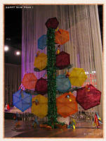 New Year KiteTree by ONurYigiT