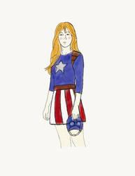 Captain America Byul by JRSJ