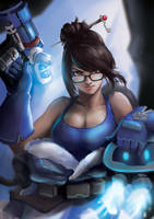 Fan Art - Mei by Zeon1309