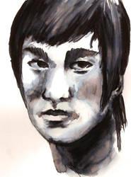 Bruce Lee by TempestWorks