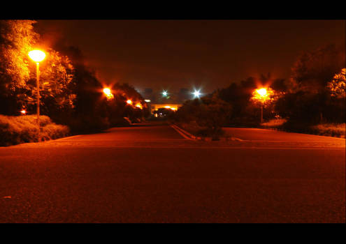 The Night Version by anujpadliya