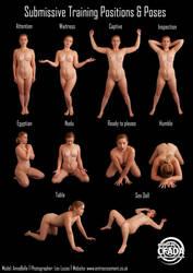 Anna-Belle Pose Chart by LexLucas