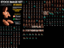 Stock: Ash Image Set by LexLucas