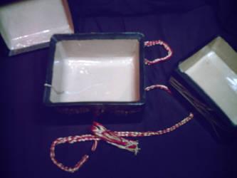 Ceramic Bento Box Layered by SoulessAmazon