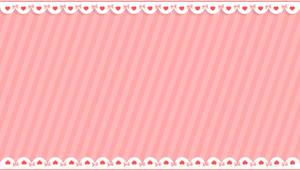 Cutie Ribbon and Heart BG | Free BG/Stock by tsun-derella