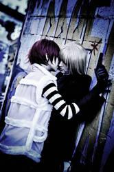 Hidden Kiss by shemustbesick